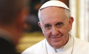 Pope Francis Suggests He Could Support Civil Unions
