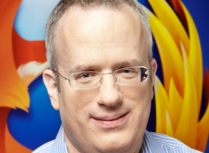Brendan Eich (photo courtesy of Mozilla)