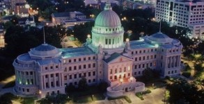 Mississippi's state capitol