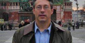 Larry Jacobs in Moscow