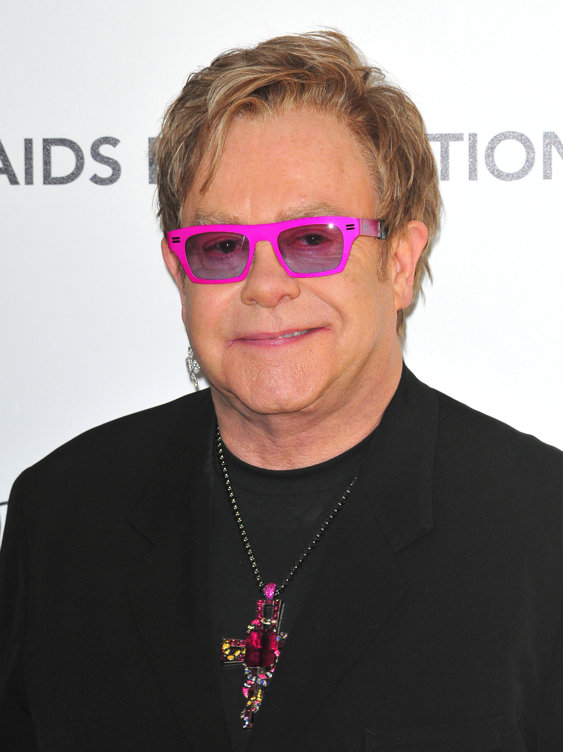 elton john aids awards 280211